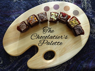 The Chocolatier's Palette